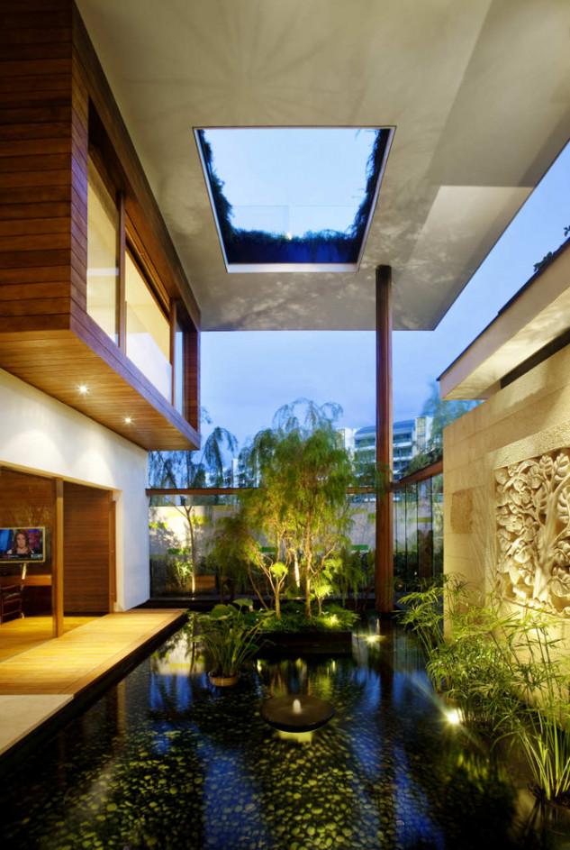 mansion cubiertas vegetales jardin casa 5
