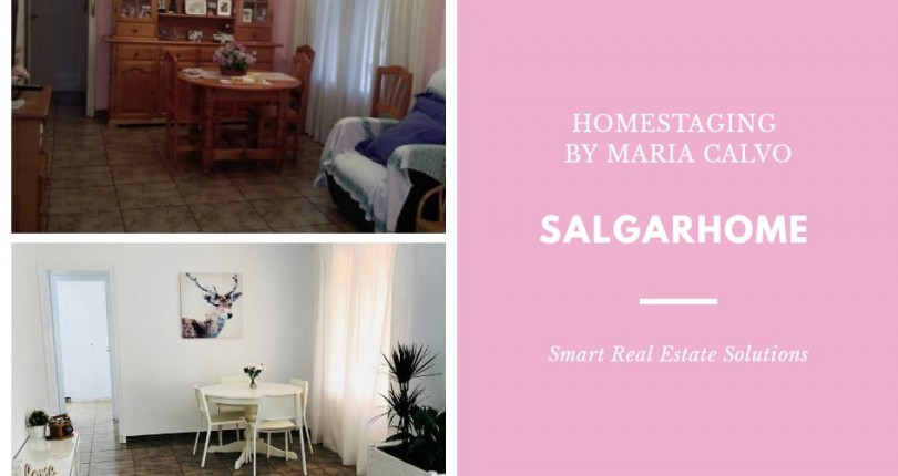 Homestaging by  MARIA CALVO