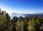 Lujo y exclusividad con vistas a la bahía de Altea en Altea Hills