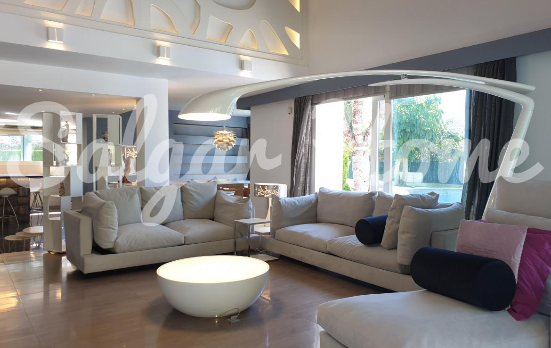 Exclusiva villa de lujo en Benidorm